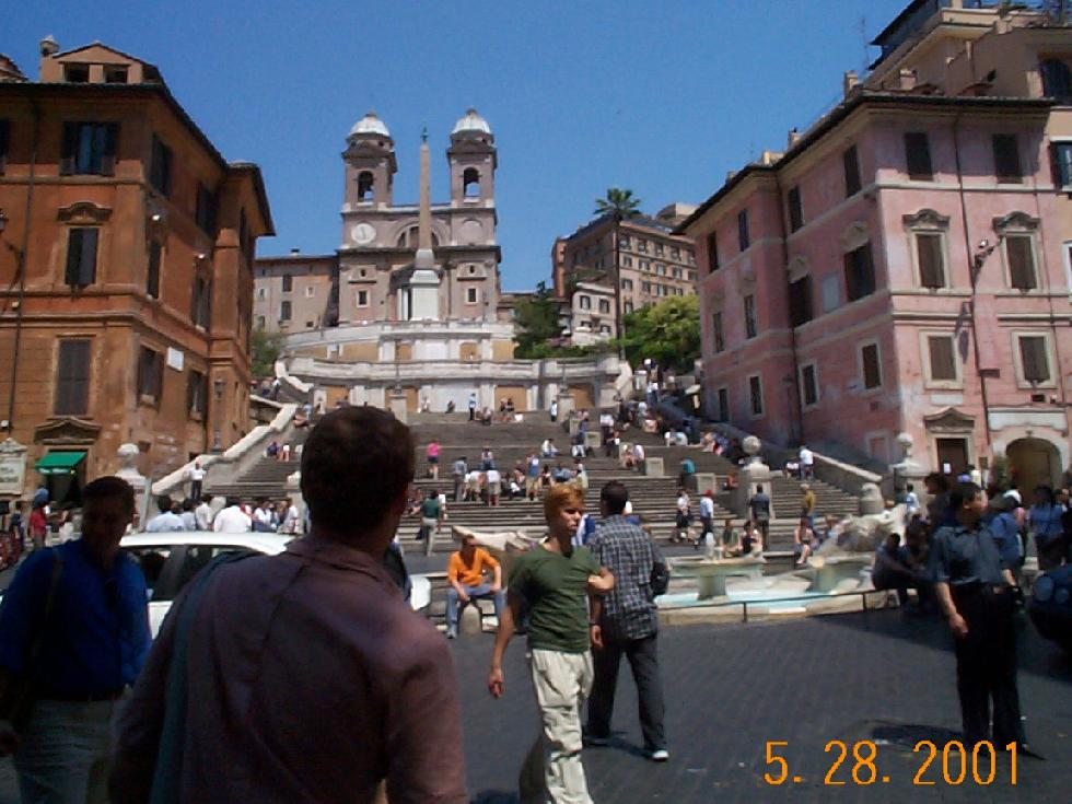 The photos of Rome are here. Click me to go see...